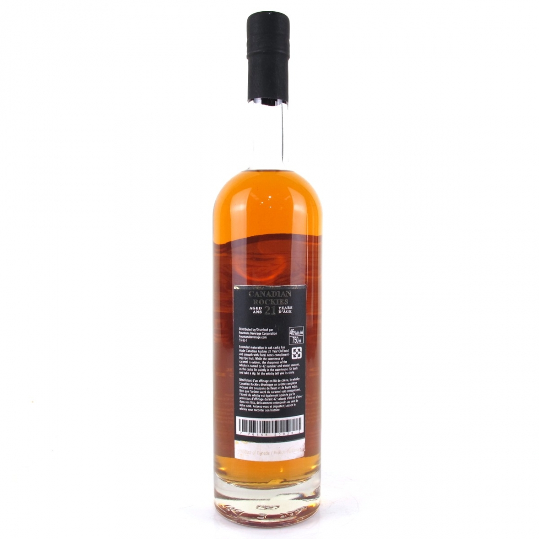 Canadian Rockies 21 Year Old 75cl