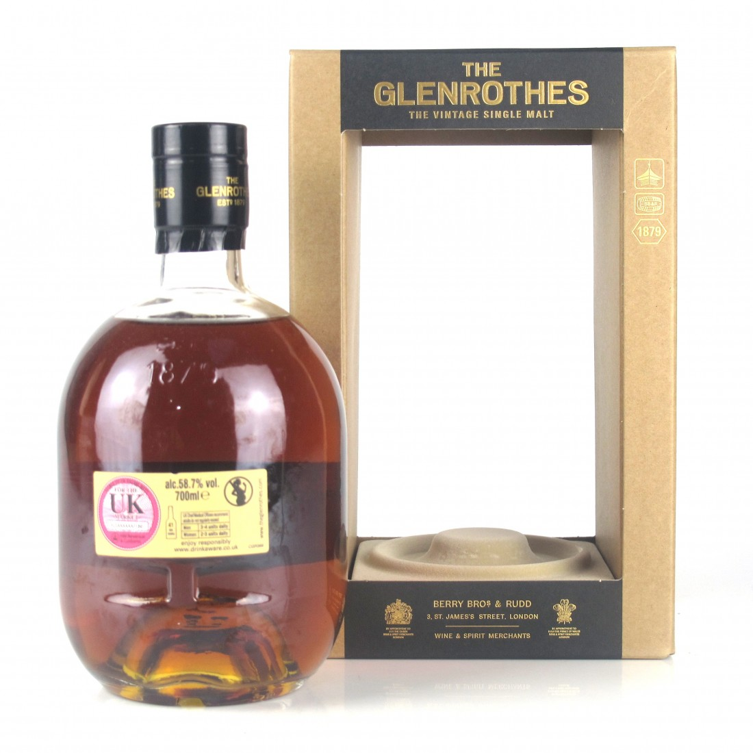 Glenrothes 2000 Single Cask #2364 / UK Exclusive