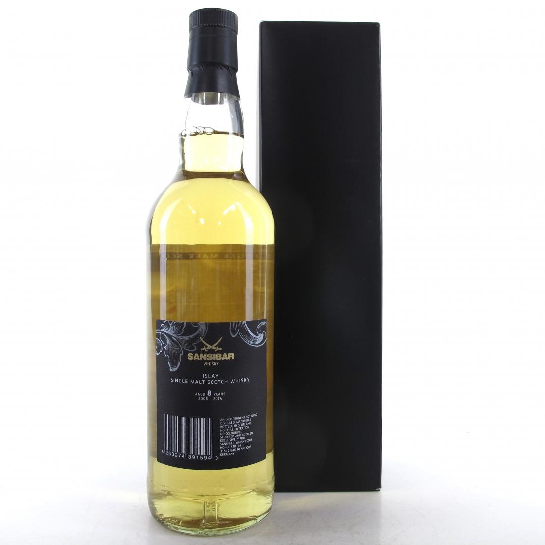 Caol Ila 2008 Sansibar 8 Year Old Single Cask / Dutch Whisky Association