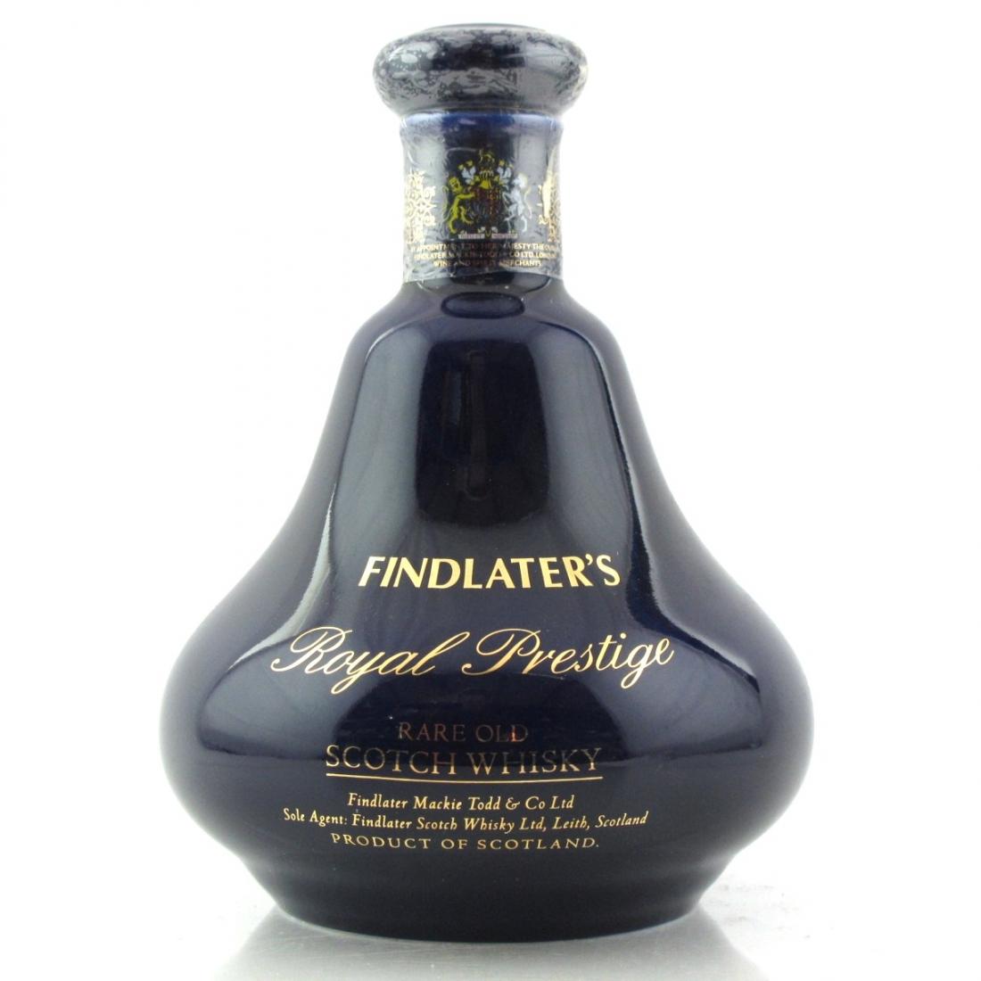 Findlater's Royal Prestige Decanter