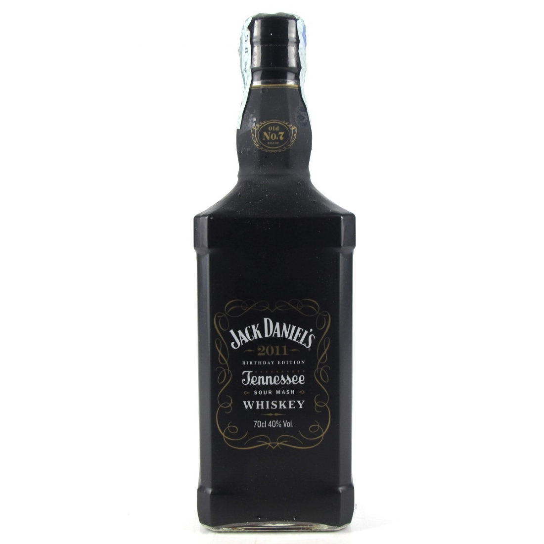 Jack Daniel's 2011 Birthday Edition