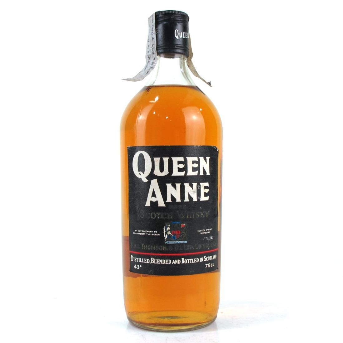 Queen Anne Rare Scotch 1970s / Portuguese Import