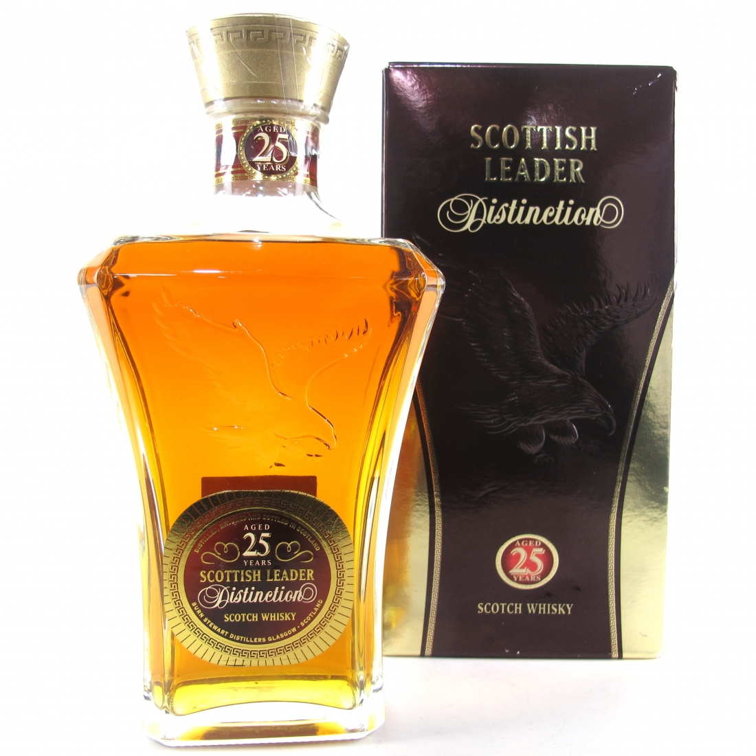 Scottish Leader 25 Year Old Distinction 75cl / Taiwan Excusive