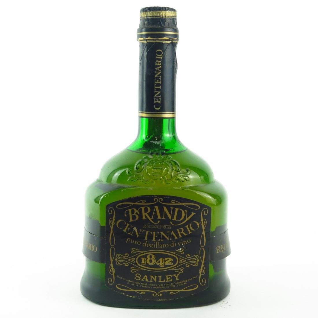 Sanley Centenario Brandy 1970s