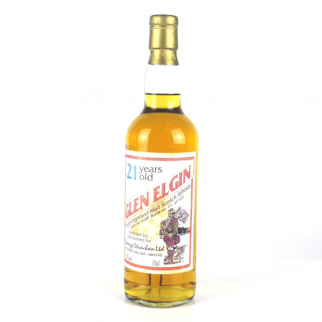 Glen Elgin 21 Year Old Single Cask