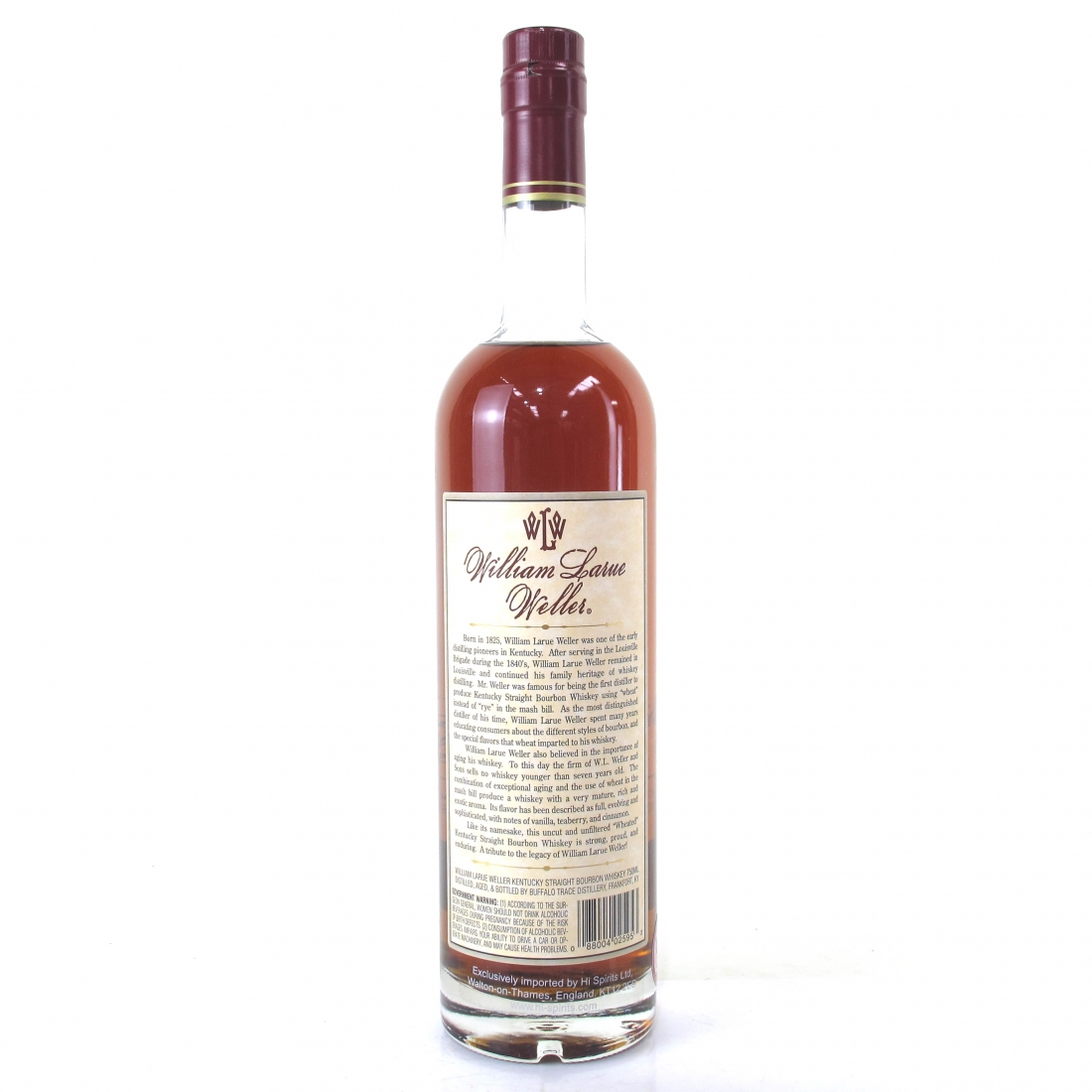 William L Weller 2015 Release