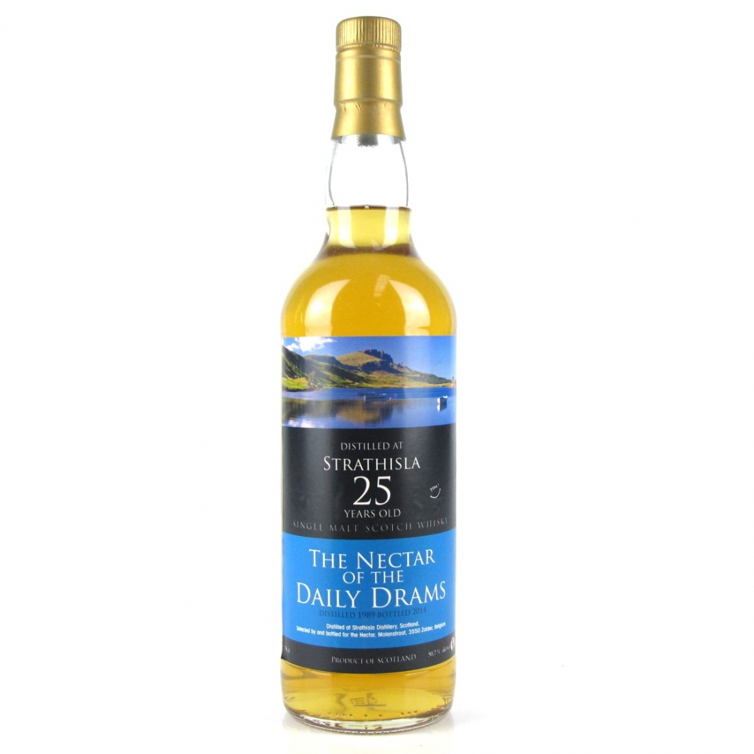 Strathisla 1989 Nectar of the Daily Drams 25 Year Old