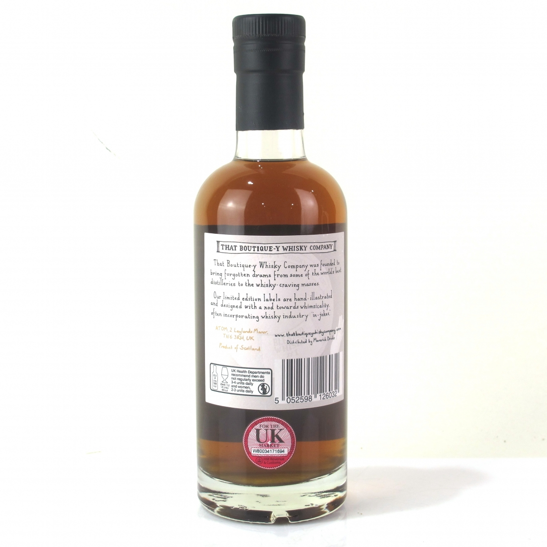 Blended Whisky That Boutique-y Whisky Company 50 Year Old Batch #5
