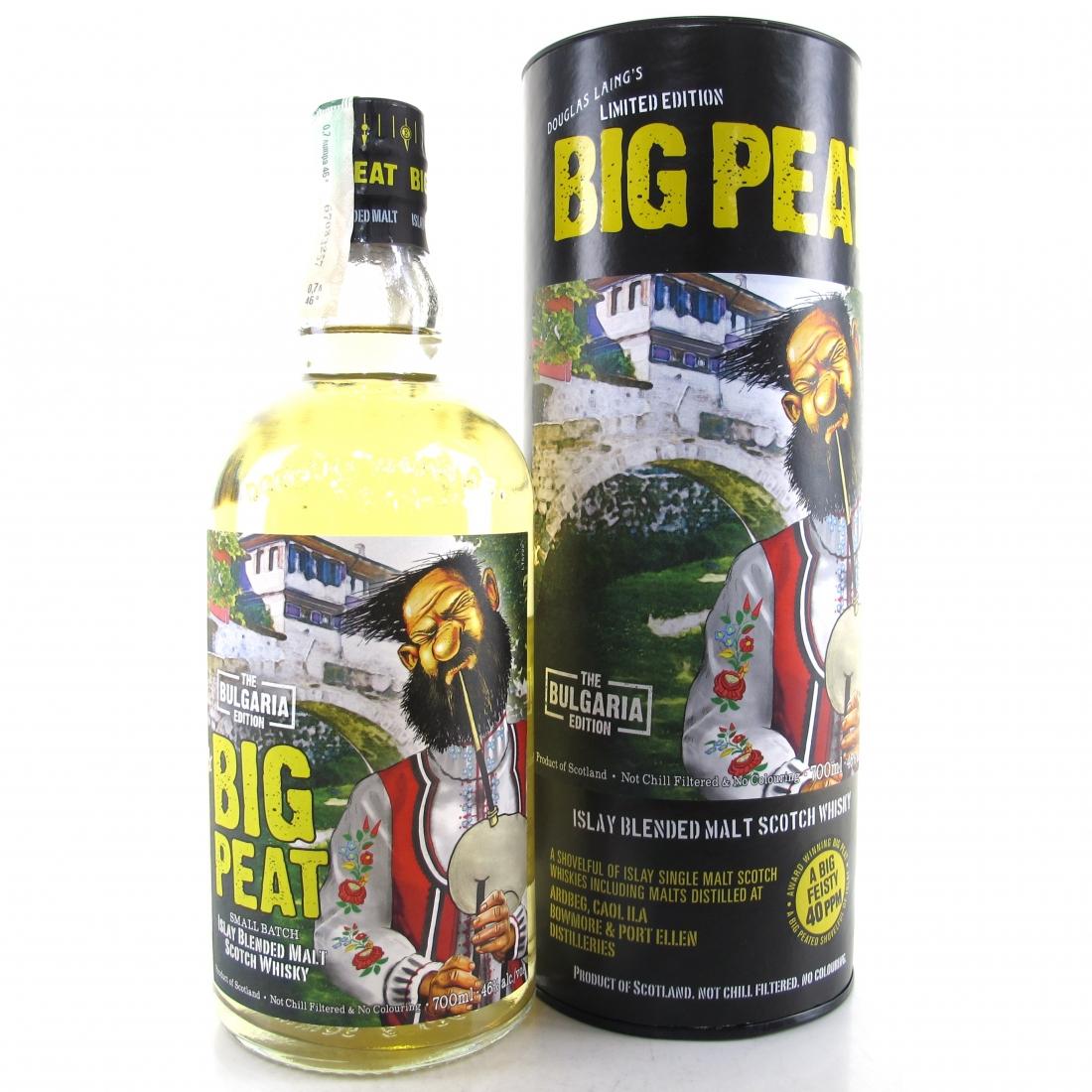 Big Peat The Bulgaria Edition