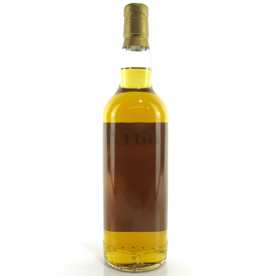 Benriach 1996 Whisky Agency 16 Year Old / Liquid Library