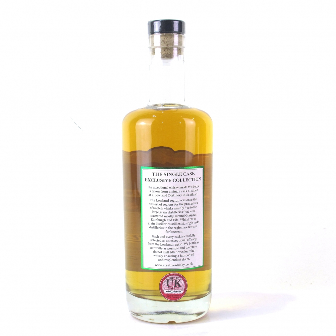 Lowland Creative Whisky Co Single Cask / Ailsa Bay