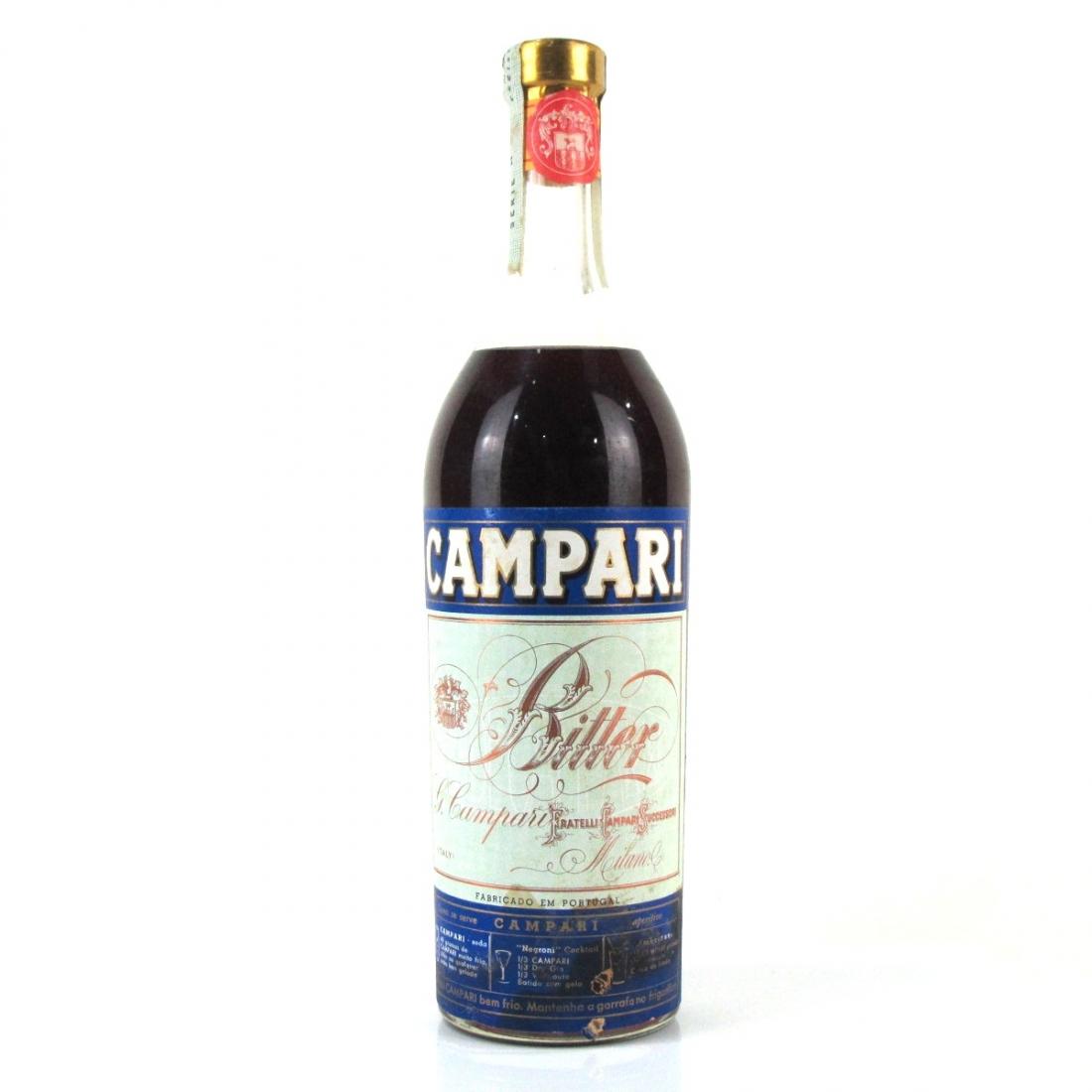 Campari Bitter 1950s