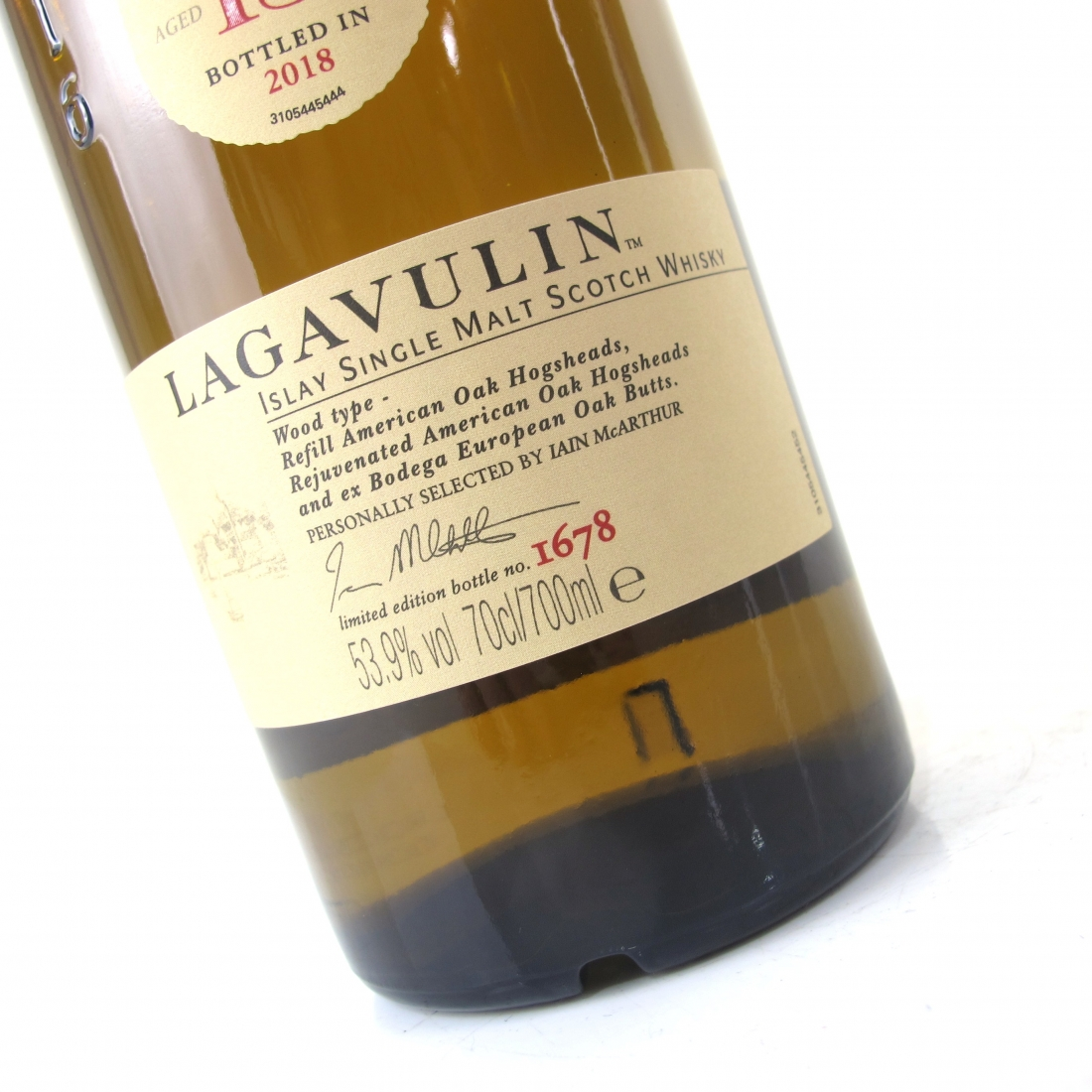 Lagavulin 18 Year Old Feis Ile 2018
