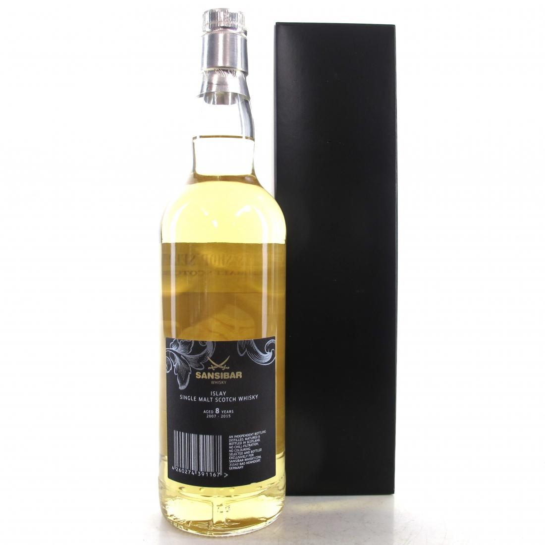 South Islay Single Malt 2007 Sansibar 8 Year Old / Spirits Shop' Selection