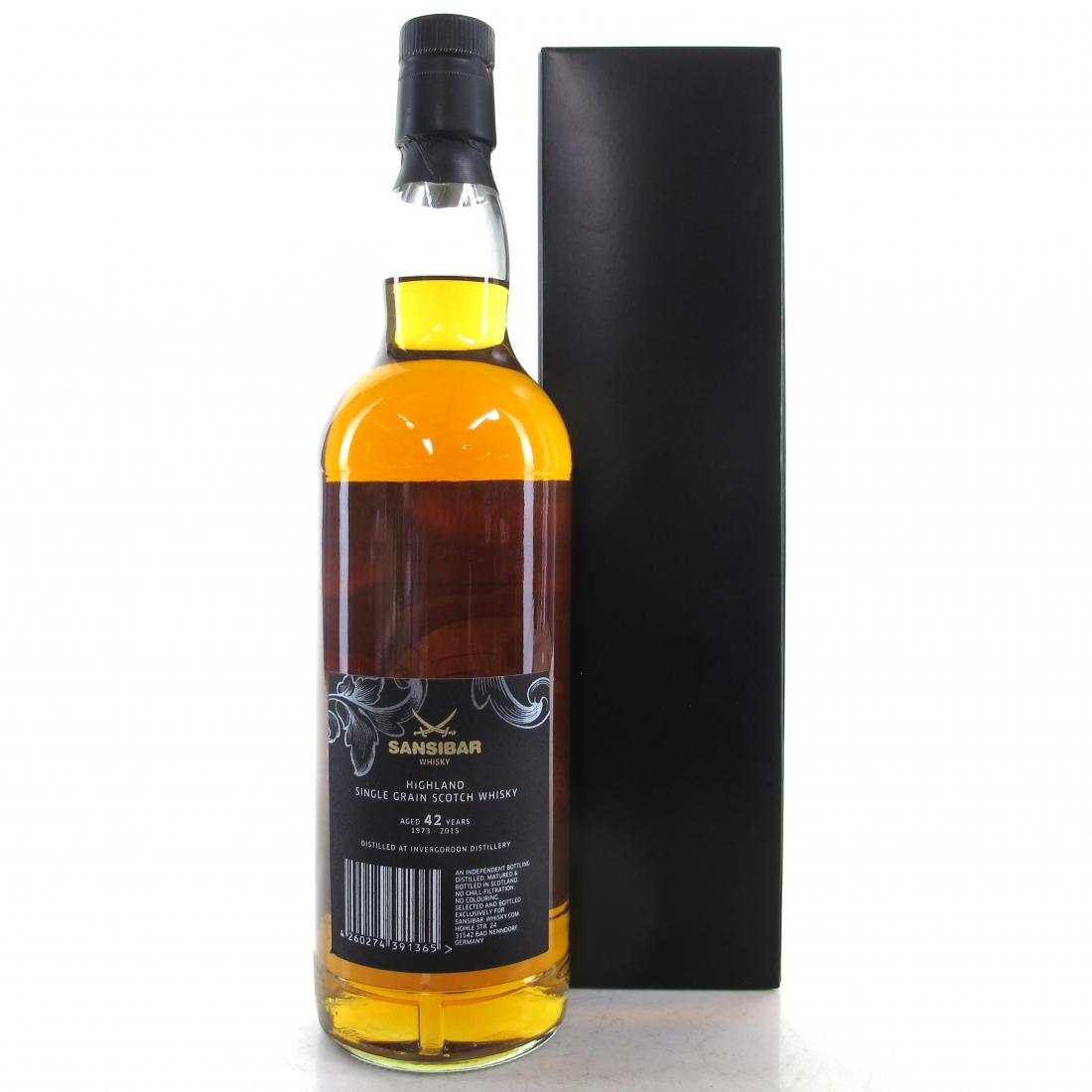 Invergordon 1973 Sansibar 42 Year Old / Spirits Shop' Selection