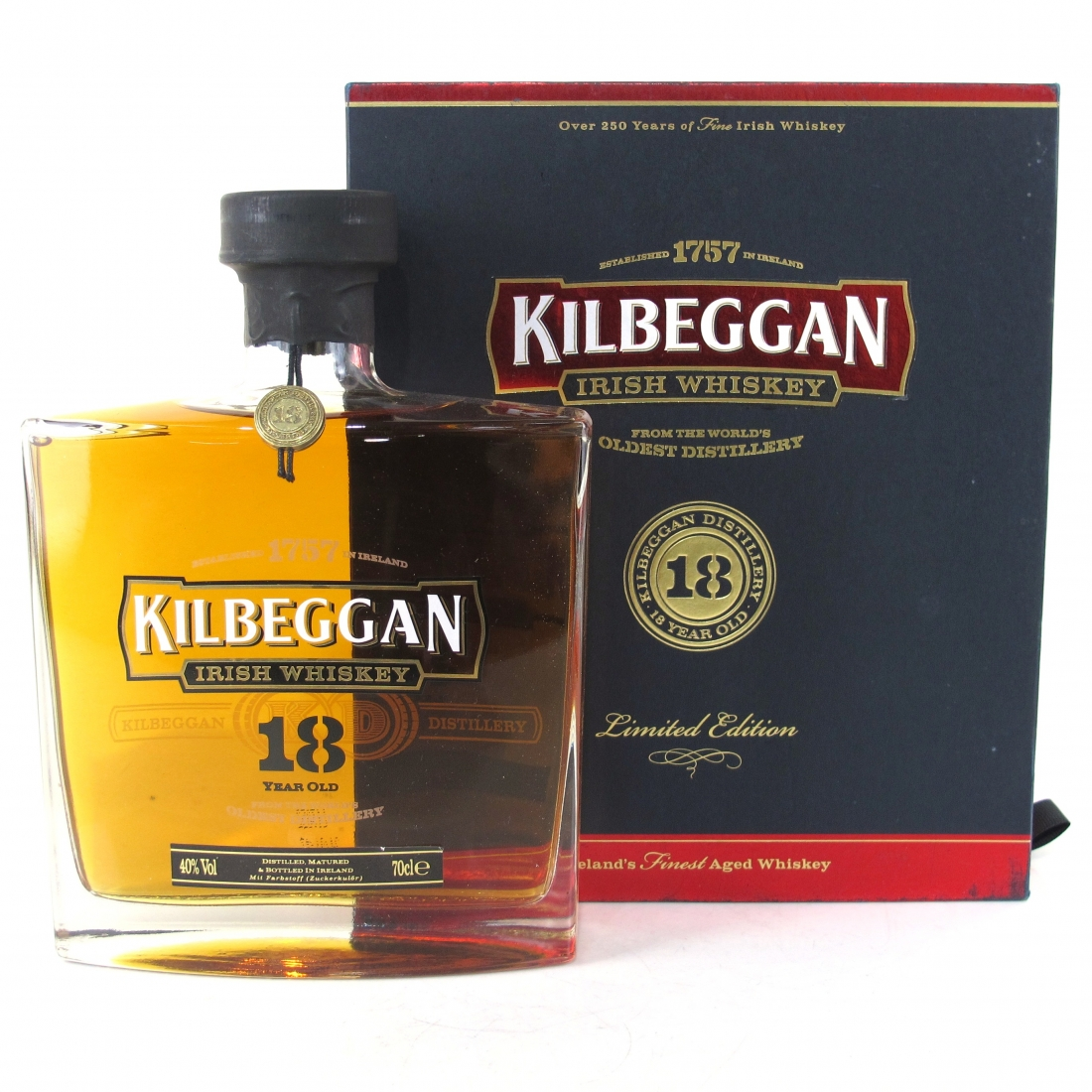 Kilbeggan 18 Year Old
