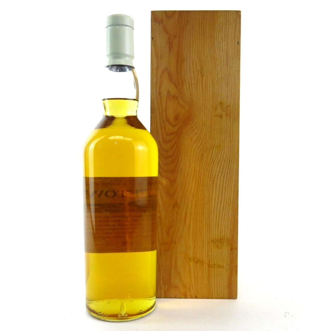 Dufftown 15 Year Old Flora and Fauna White Cap / Wooden Box