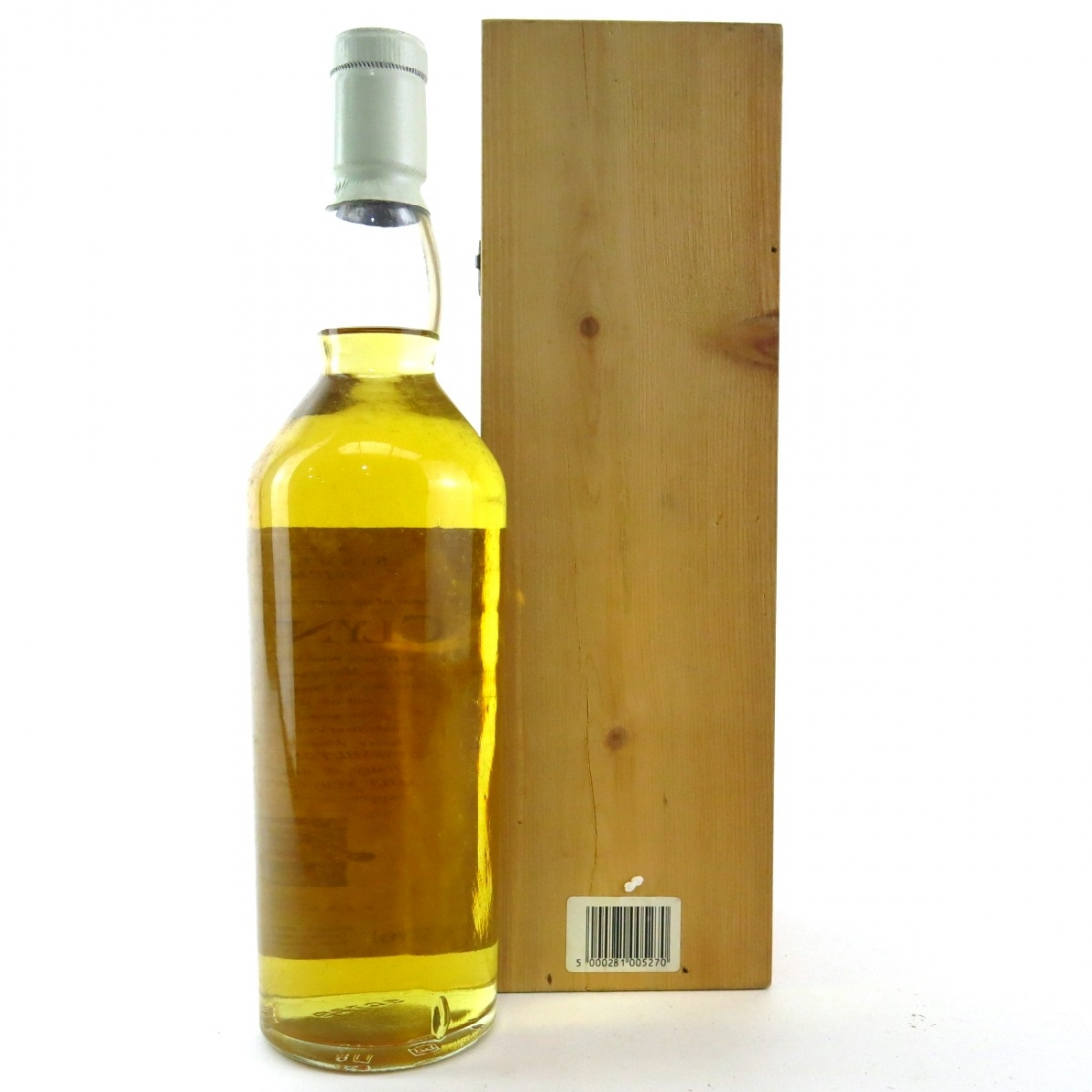 Clynelish 14 Year Old Flora and Fauna White Cap / Wooden Box