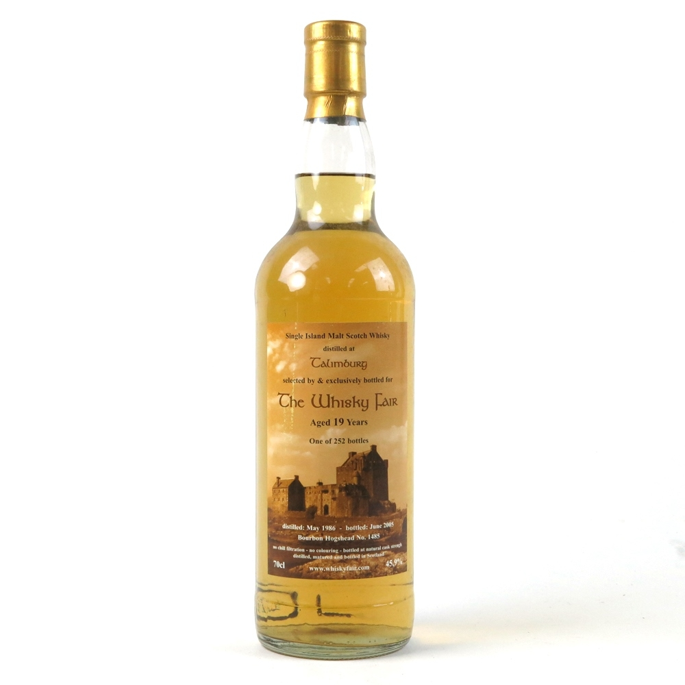 Talisker / Talimburg 1986 Whisky Fair 19 Year Old