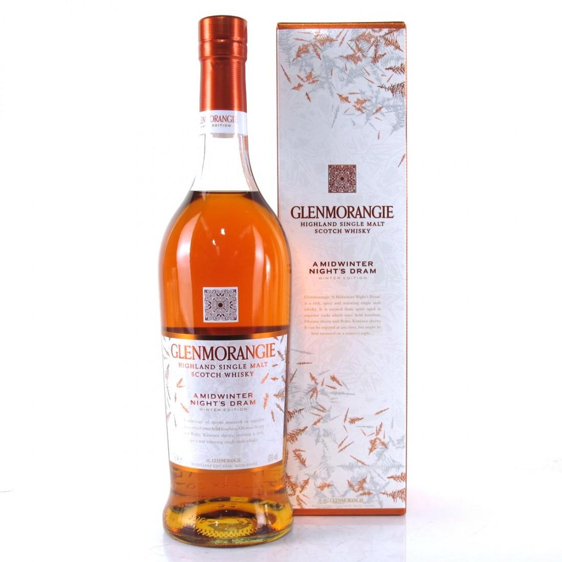 Glenmorangie A Midwinter Night's Dram 2017 Release