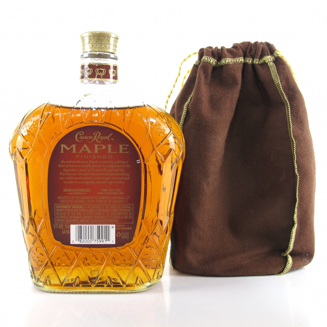 Crown Royal Maple 1 Litre