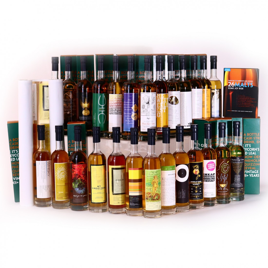 SMWS 26 Malts Collection 26 x 50cl