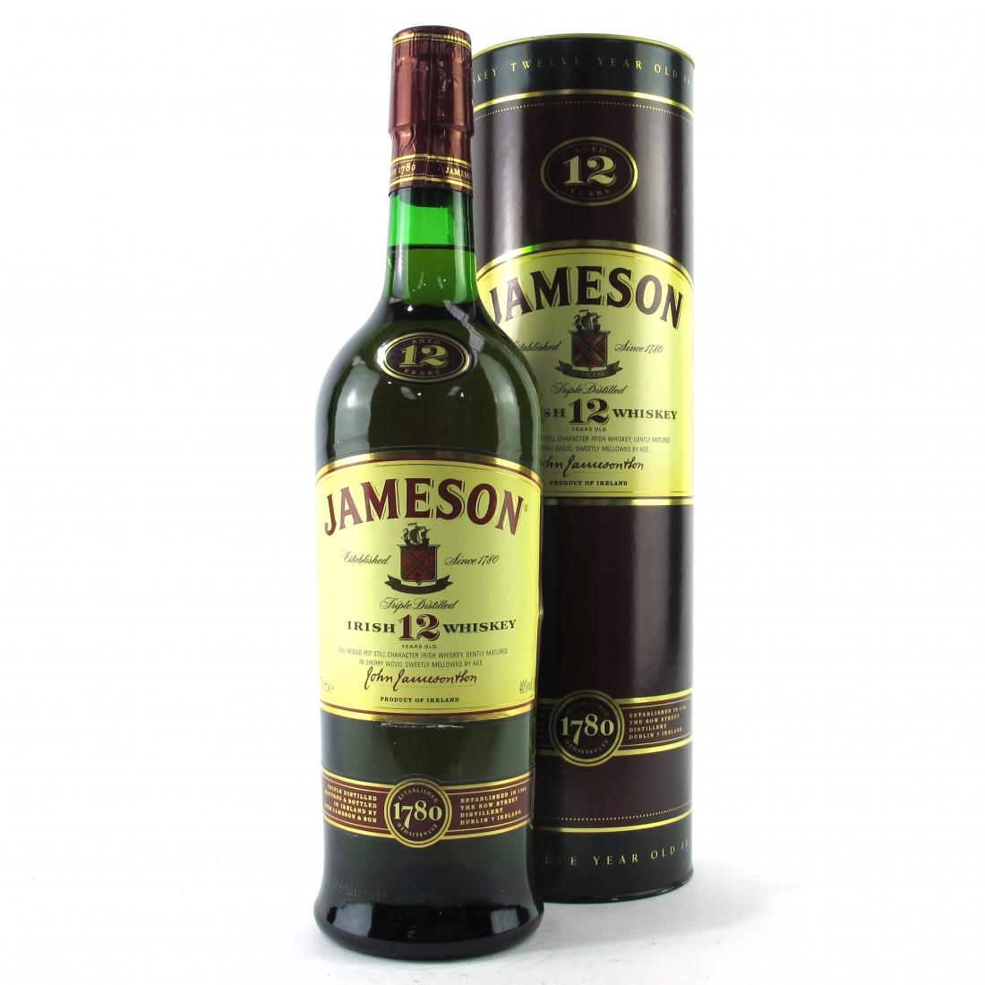 Jameson 12 Year Old