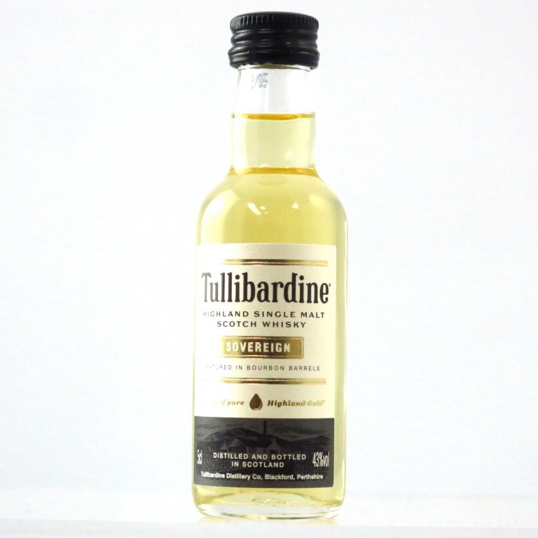 Tullibardine Sovereign Miniature 5cl