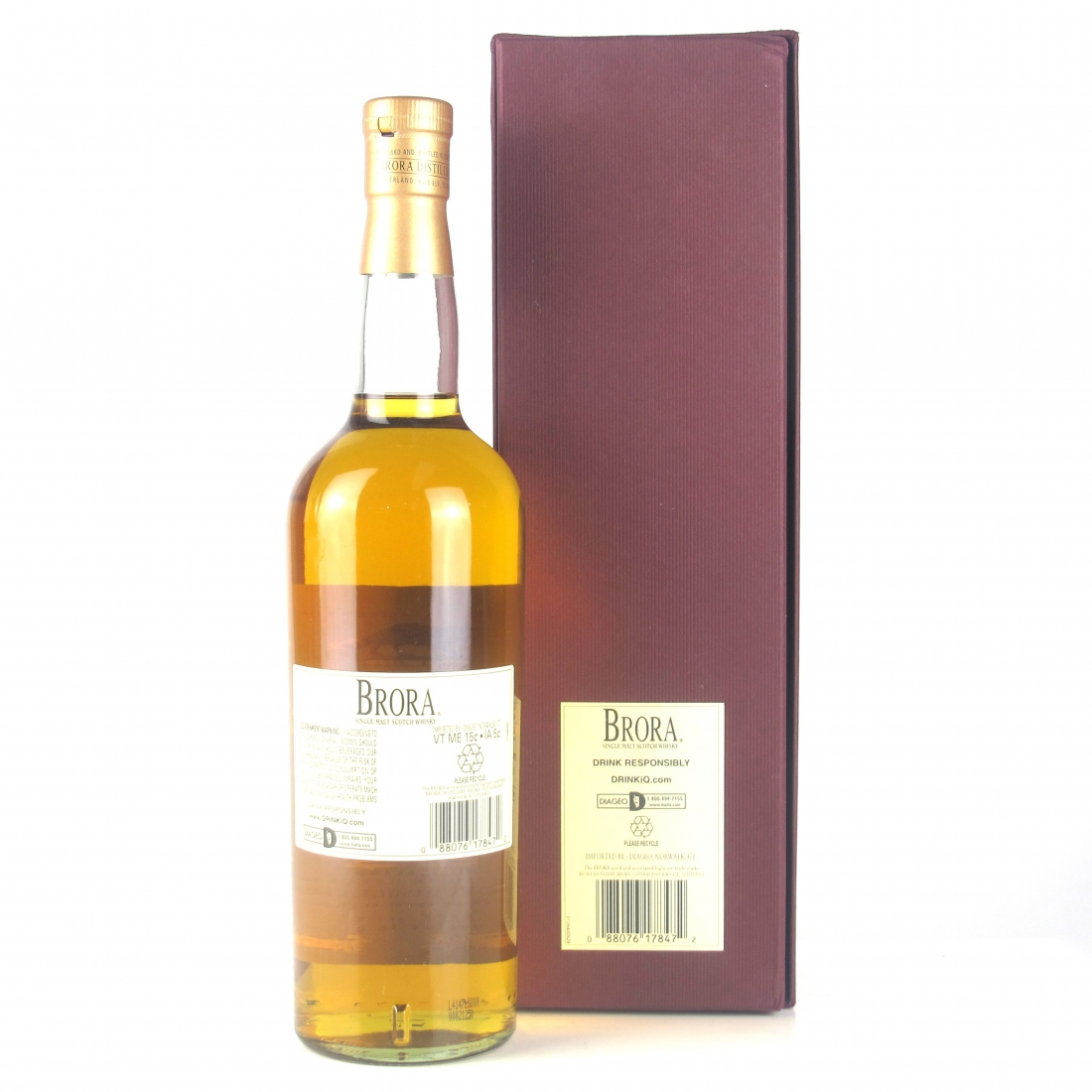 Brora 35 Year Old 2014 Release 75cl