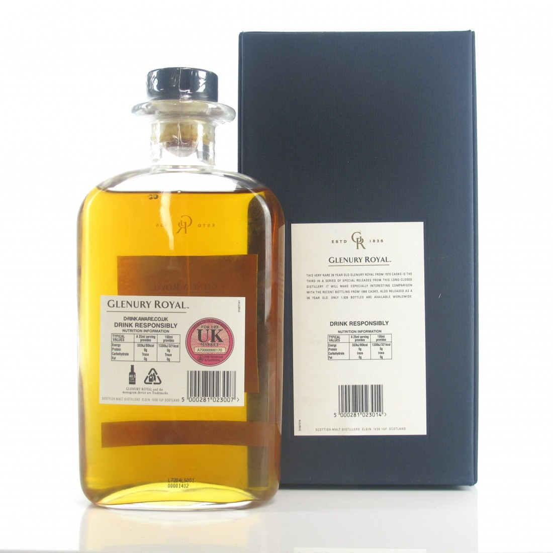 Glenury Royal 1970 36 Year Old