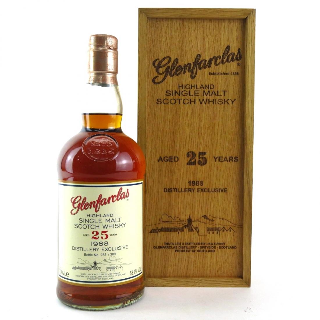 Glenfarclas 1988 Distillery Exclusive 25 Year Old