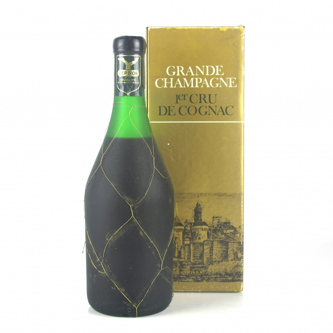 Jean Fillioux Grande Champagne Premier Cru Cognac