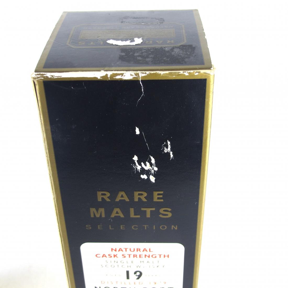 North Port 1979 Rare Malt 19 Year Old 75cl / 61%