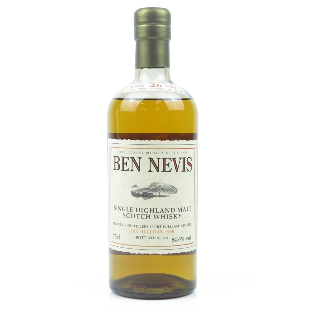 Ben Nevis 1968 26 Year Old Single Cask
