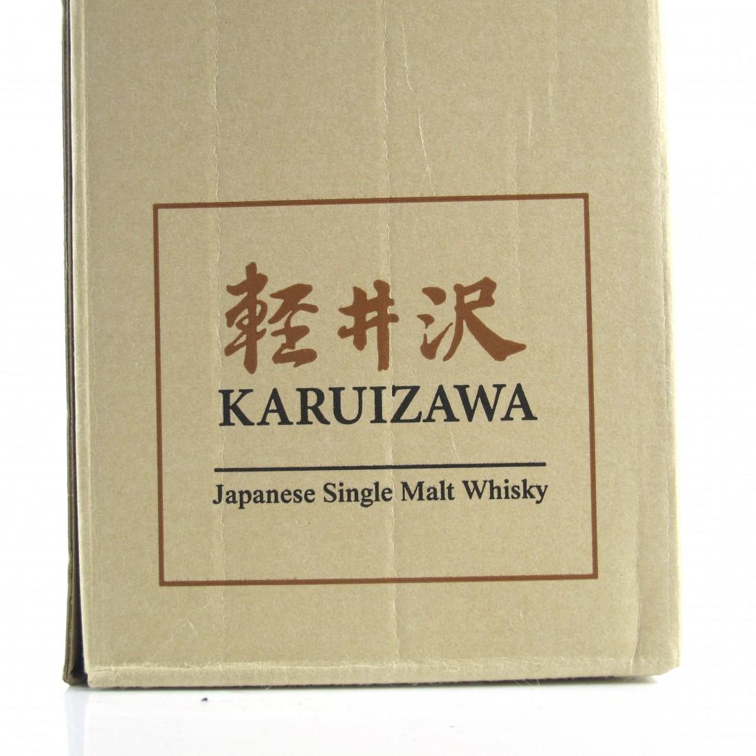 Karuizawa 1999/2000 Cask Strength 3rd Edition