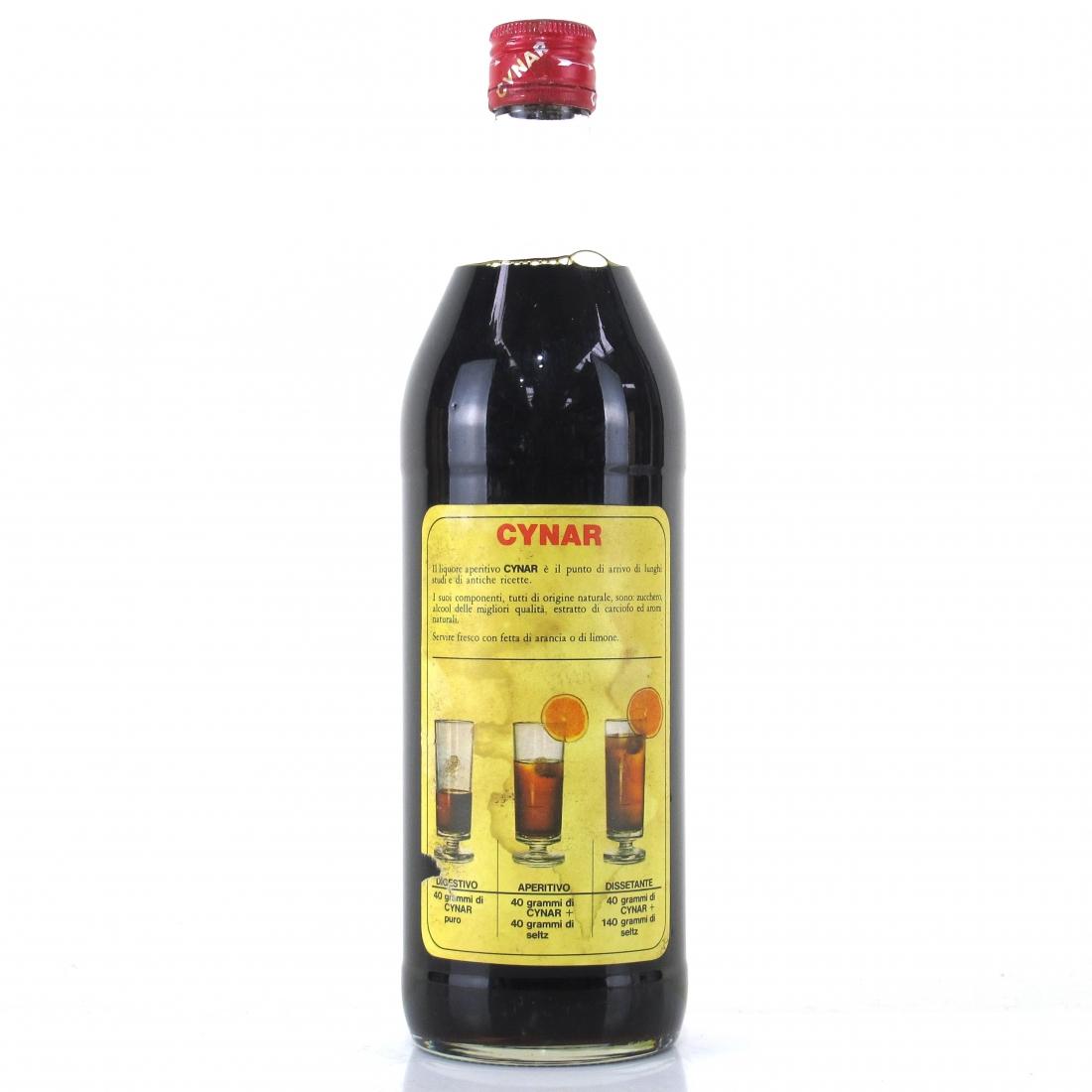Cynar Artichoke Liqueur 1 Litre