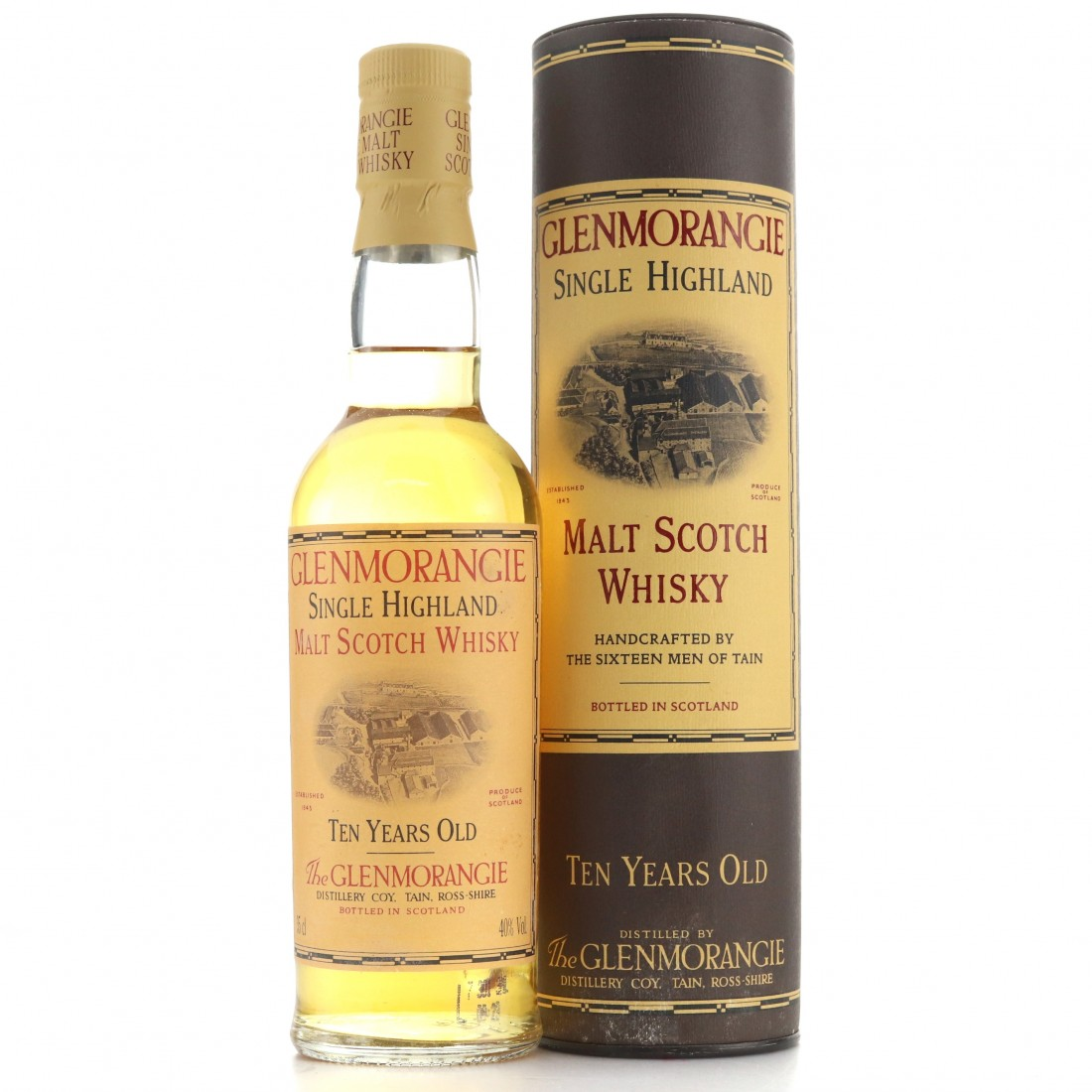 Glenmorangie 10 Year Old 35cl