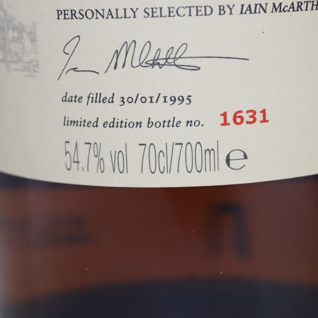 Lagavulin 1995 Cask Strength / Feis Ile 2014