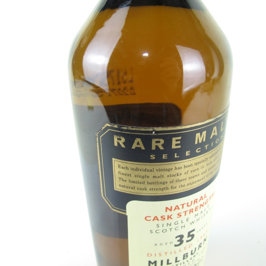 Millburn 1969 Rare Malt 35 Year Old / 51.2%