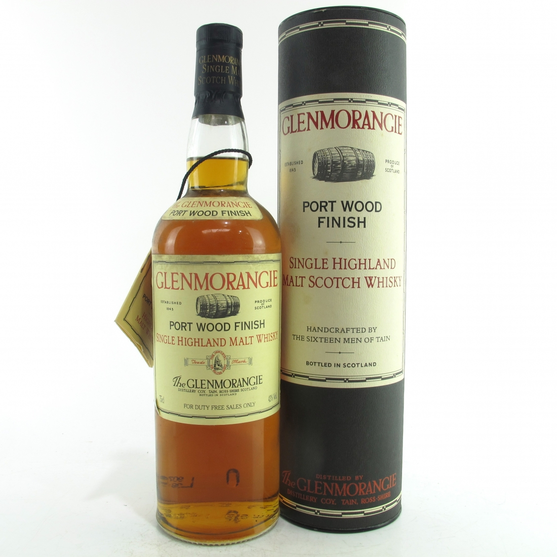 Glenmorangie Port Wood Finish 75cl
