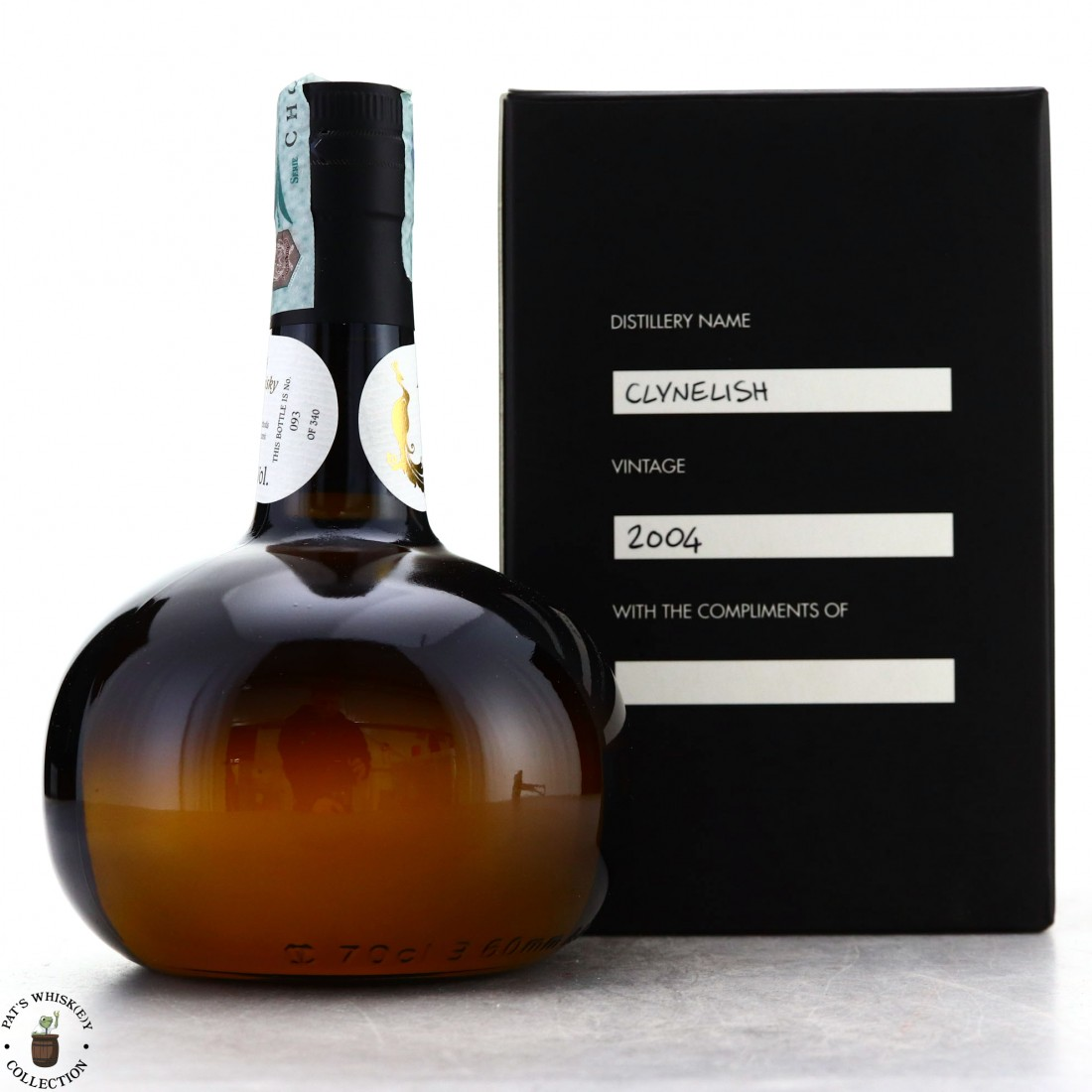 Clynelish 2004 Silvano's Collection Expression / Moon Import