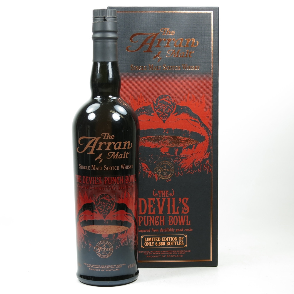 Arran Devil's Punch Bowl Chapter I