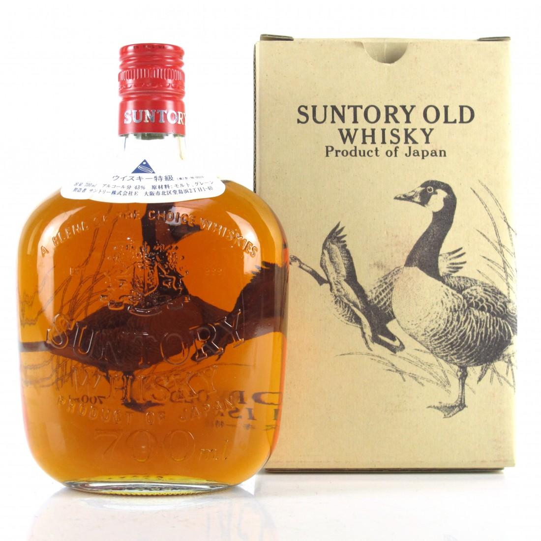 Suntory Old Whisky / Tsukuba Expo '85