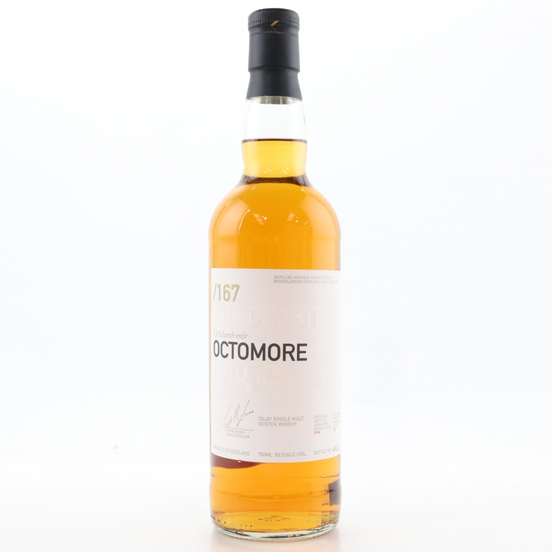 Octomore 2004 Futures / The Beast