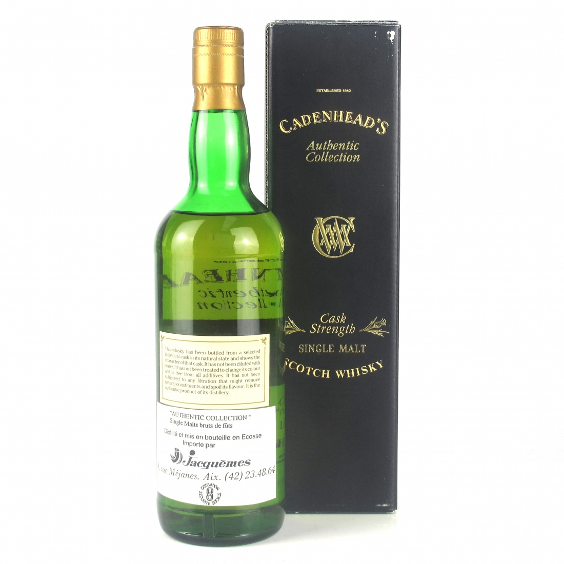 Imperial 1979 Cadenhead's 14 Year Old