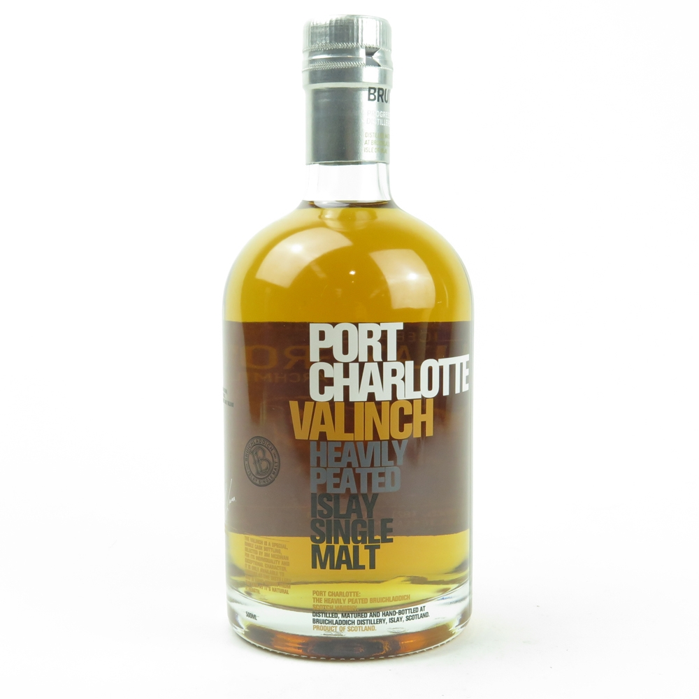 Port Charlotte 2008 Islay Starchmill Valinch / Feis Ile 2016