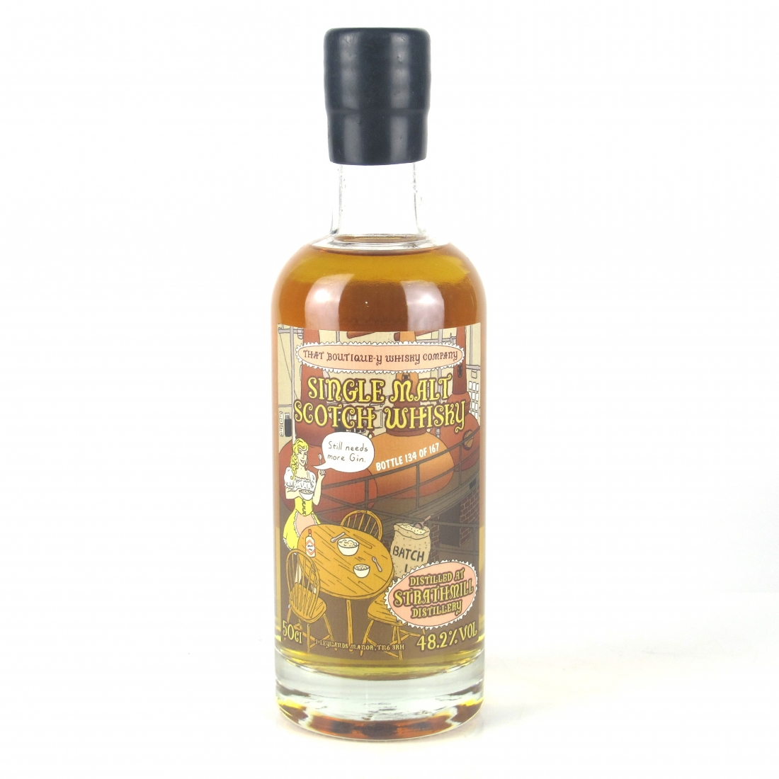 Strathmill That Boutique-y Whisky Company Batch #1