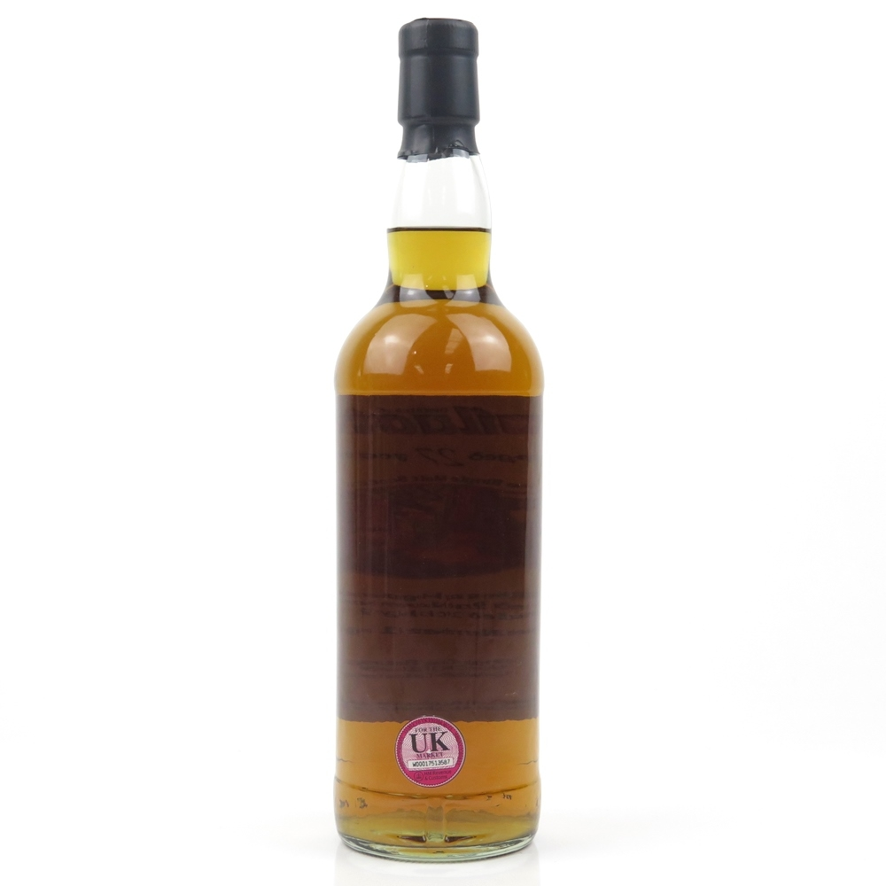 Dailuaine 1983 Whisky Broker 27 Year Old