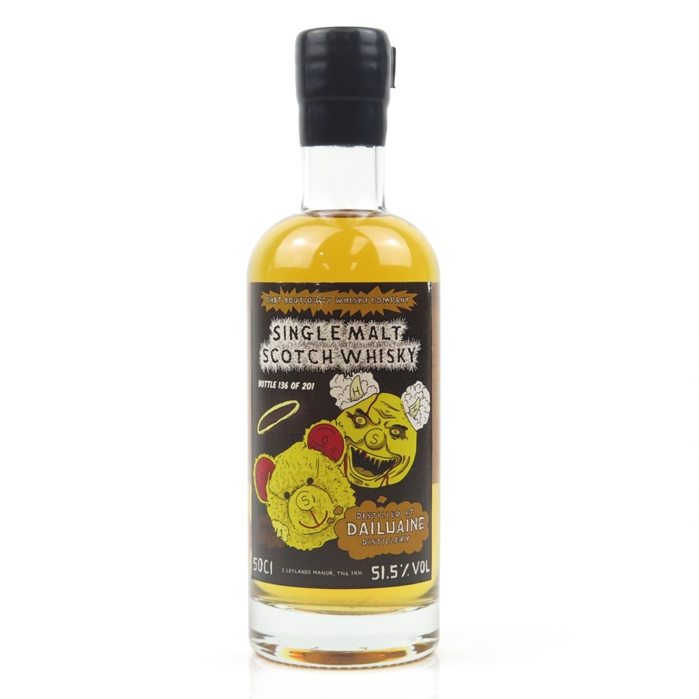 Dailuaine That Boutique-y Whisky Company Batch #1