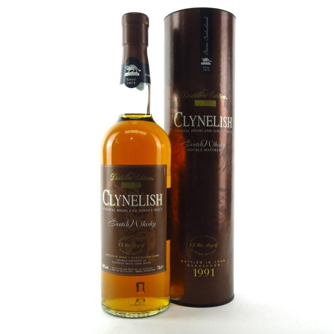 Clynelish 1991 Distillers Edition 2006